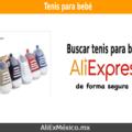 Comprar tenis para bebé en AliExpress